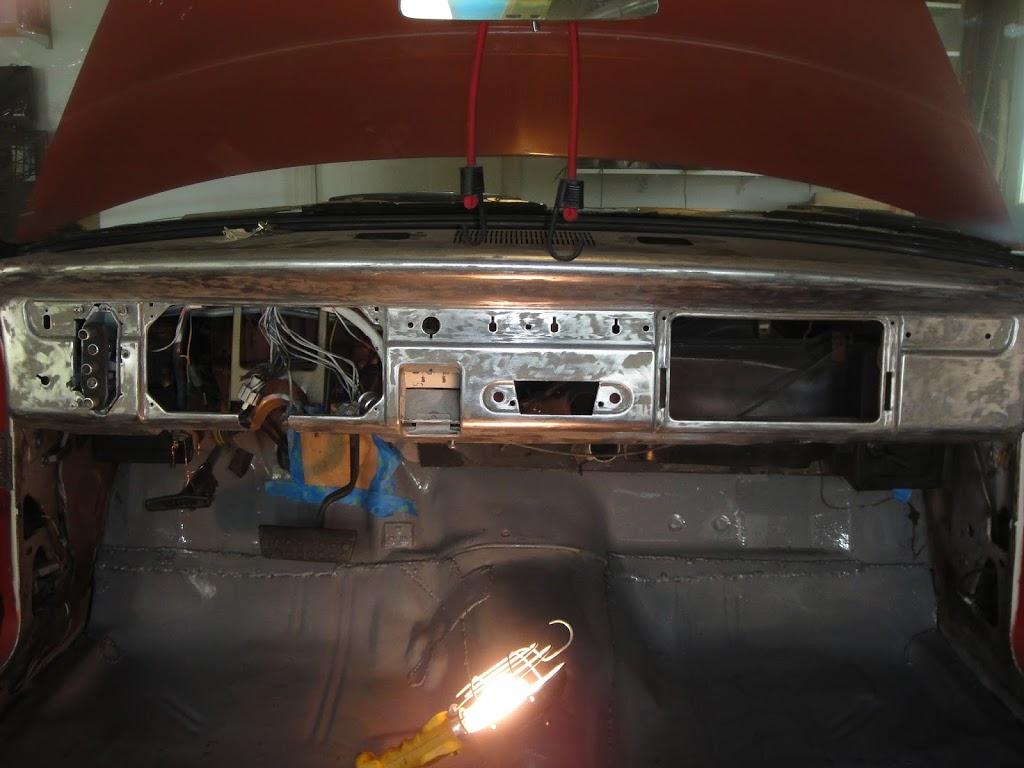 1964 Plymouth Barracuda – Dash Restoration | The Mopar Motorhead